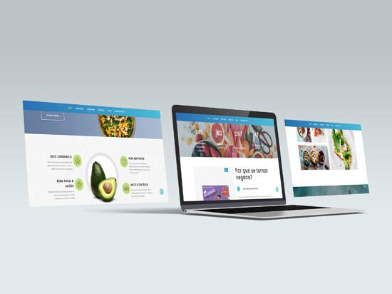 Portfolio de Site Institucional Dinâmicos Blogs Landing Page Loja Virtual Ecommerce feito pela empresa especializada em Criação e Desenvolvimento de Sites M45 Arte