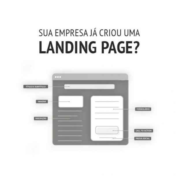 landing page site website de conversão feito pela m45 arte